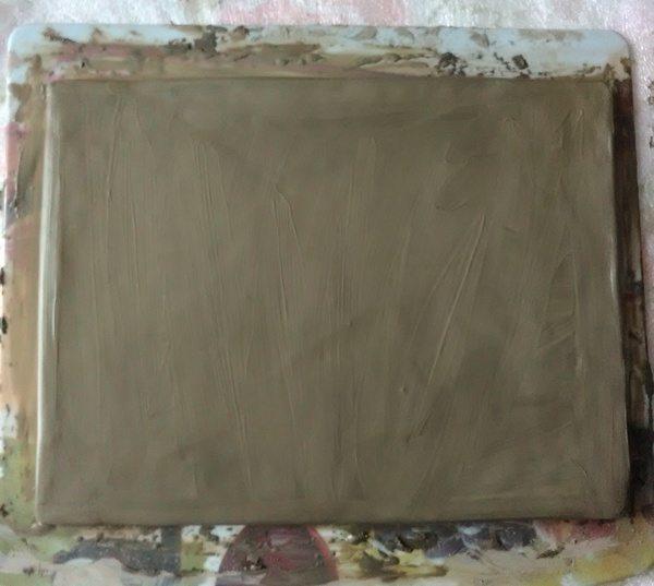 Как сделать керамическое настенное панно