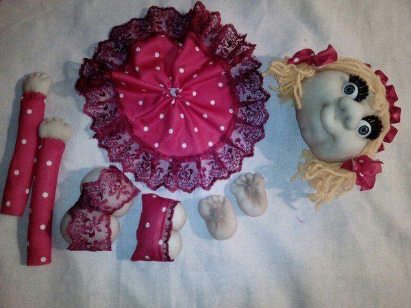 Как сделать куклу попик мастер-класс