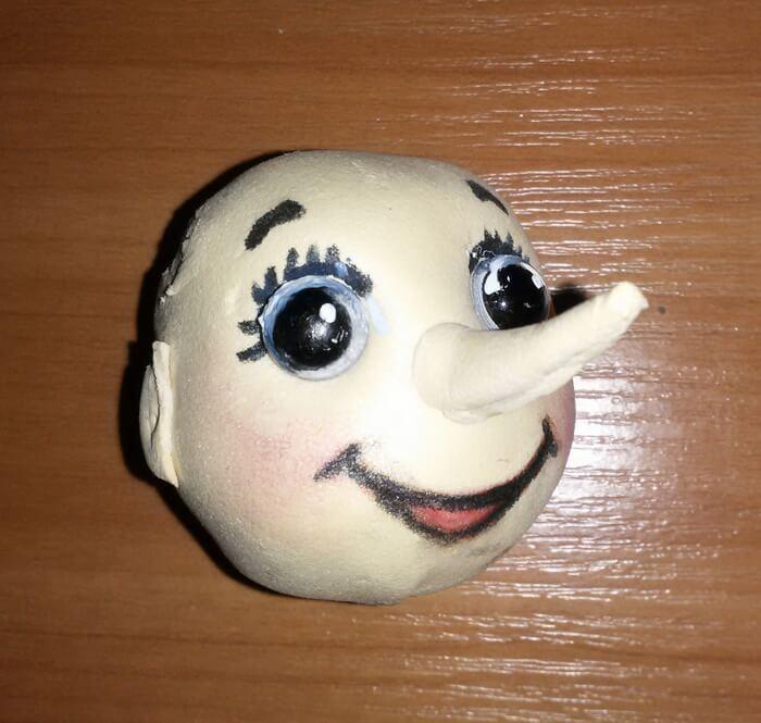 Игрушка из подручных материалов своими руками