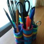 Как сделать простой органайзер из подручных материалов