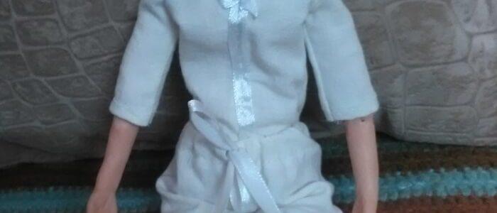Как сшить нижнее бельё кукле