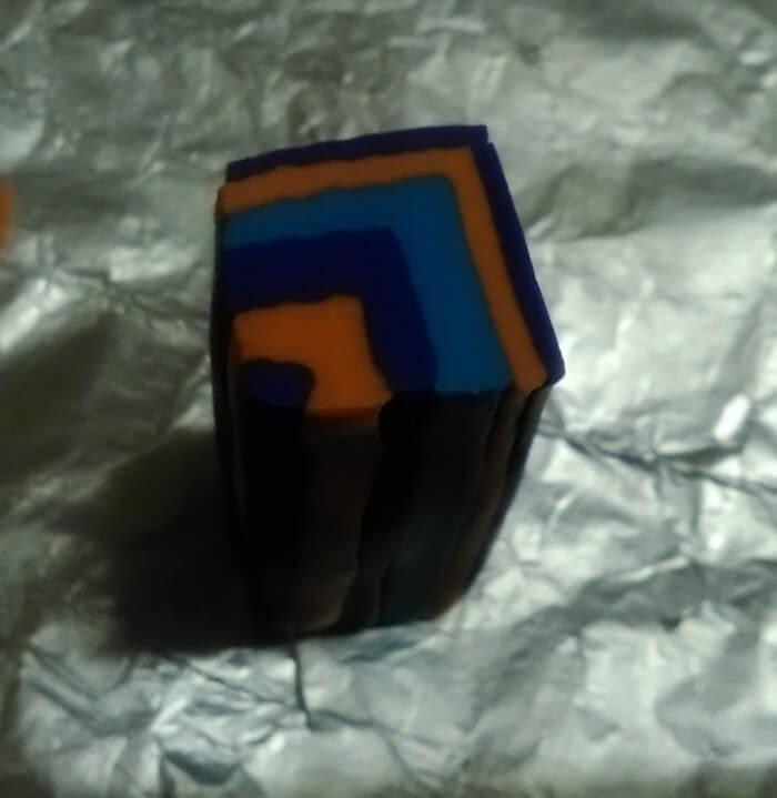 Как сделать кулон из полимерной глины для начинающих